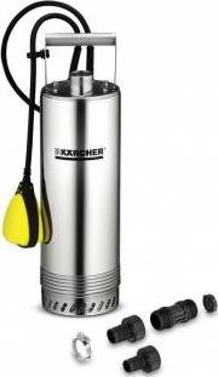 Pompa submersibila cu plutitor Karcher BP 2 Cistern