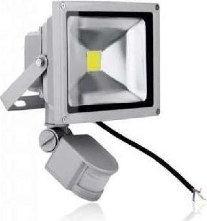 Proiector cu senzor 20W EBT-T037-20W