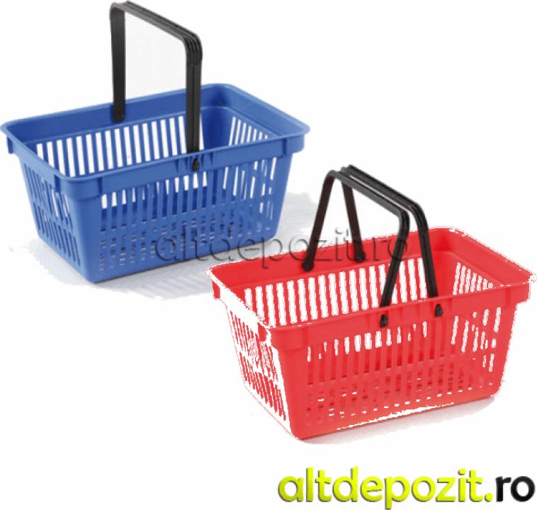 Cos cumparaturi plastic K361545