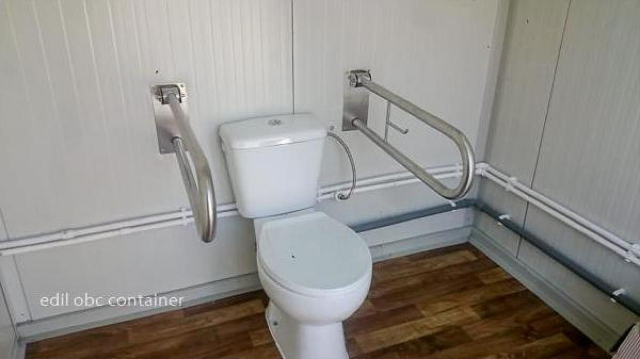 Container sanitar persoane cu dizabilitati