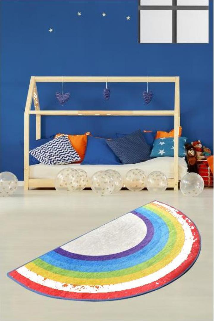 Covor Chilai, Rainbow, 85x160cm