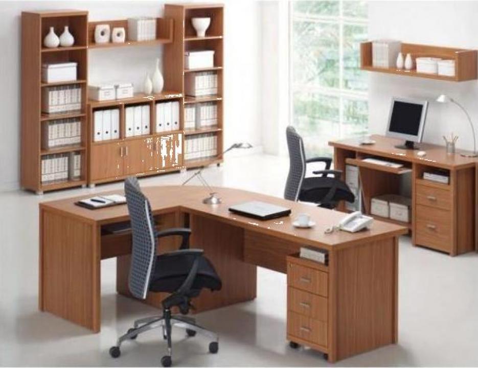Set mobilier birou Oscar cires