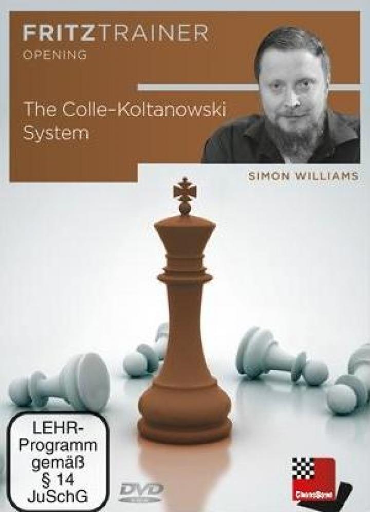 DVD The Colle - Koltanowski System -Simon Williams
