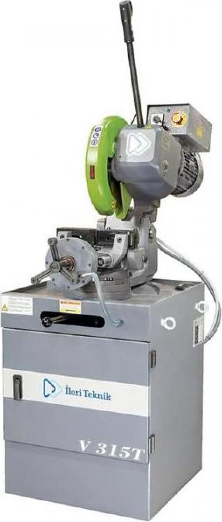 Fierastrau circular manual cu menghina automata V 275 T