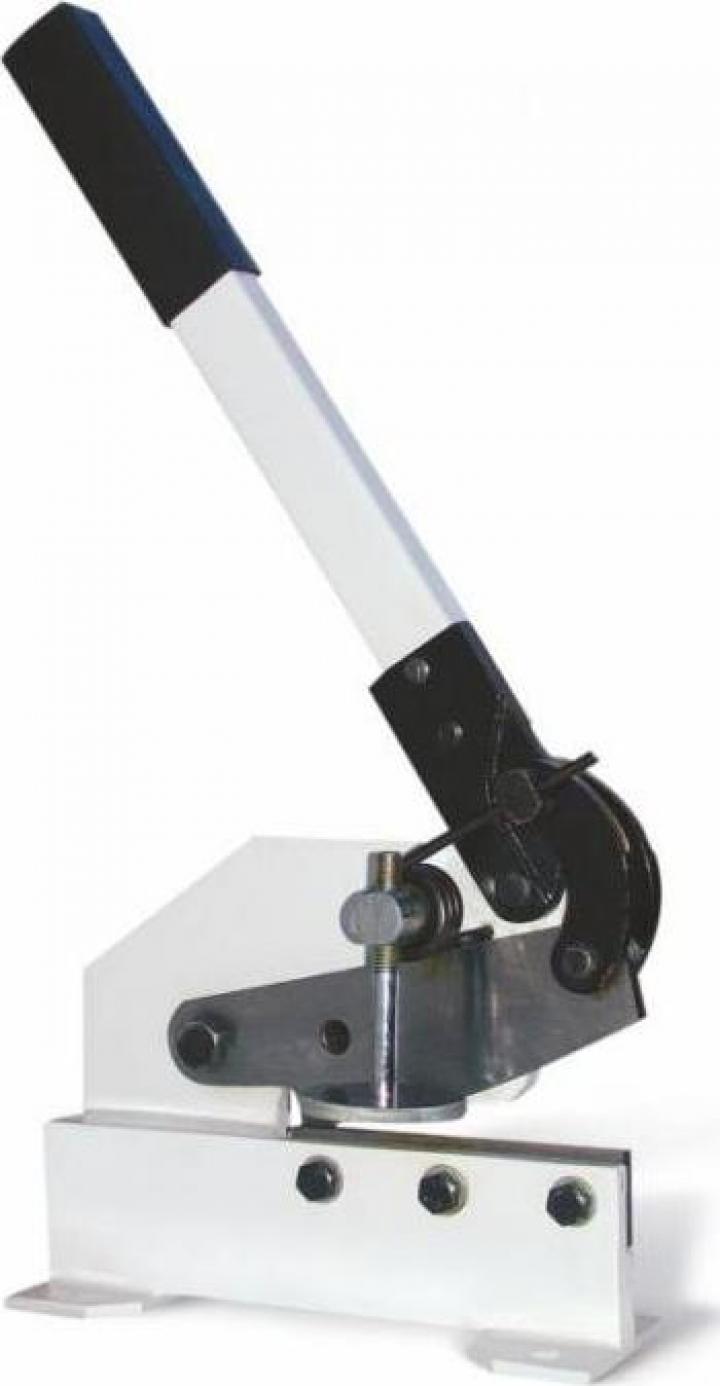 Foarfeca manuala pentru debitat metal si tabla HS-10