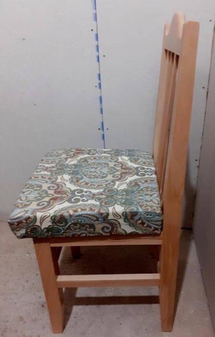 Scaun lemn de fag L02