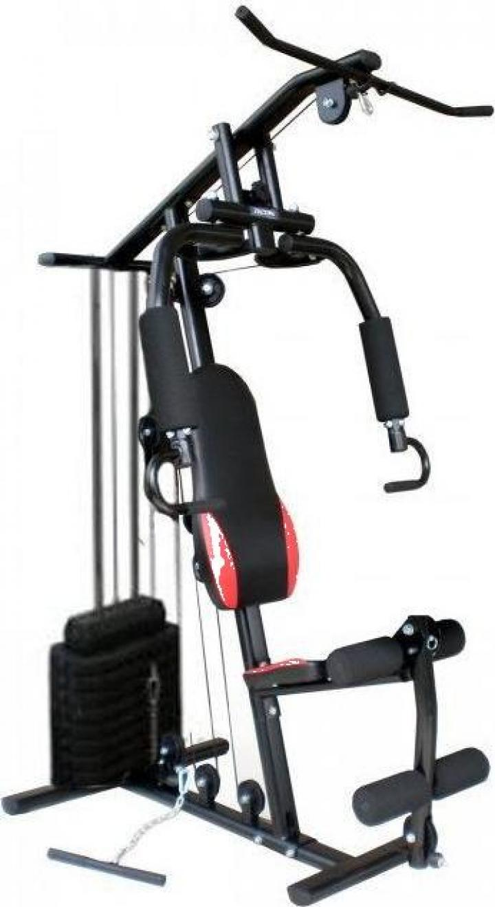 Aparat fitness multifunctional 70Kg Fit Style