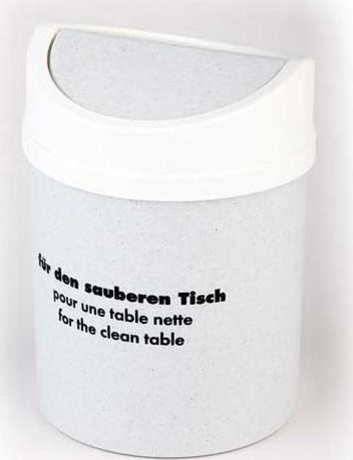 Cos pentru resturi masa, din plastic