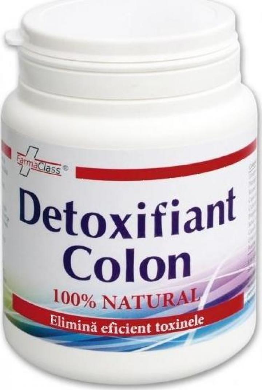 Supliment alimentar Detoxifiant colon - 100 g