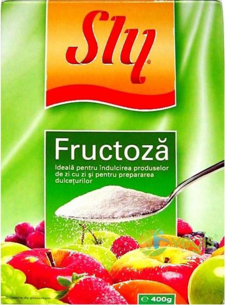 Fructoza 400g