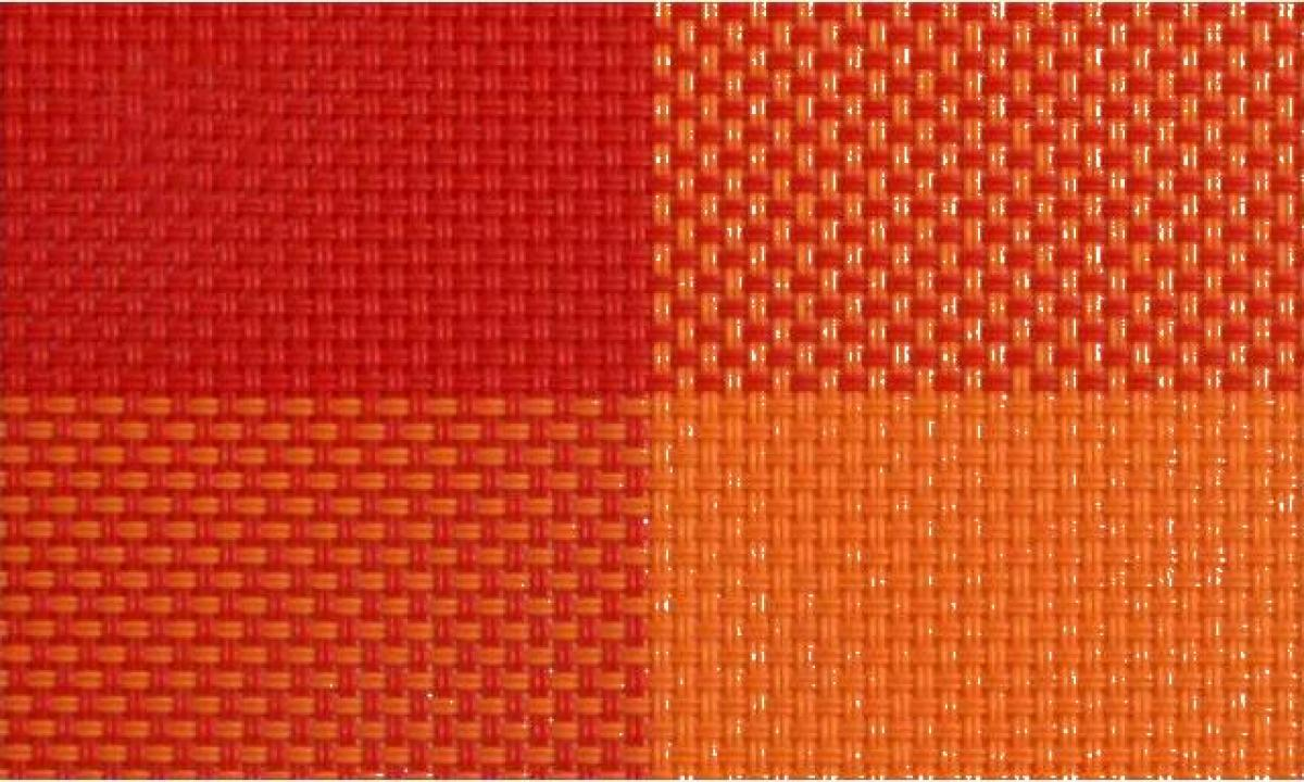 Napron PVC 45x33 xm, culoare orange