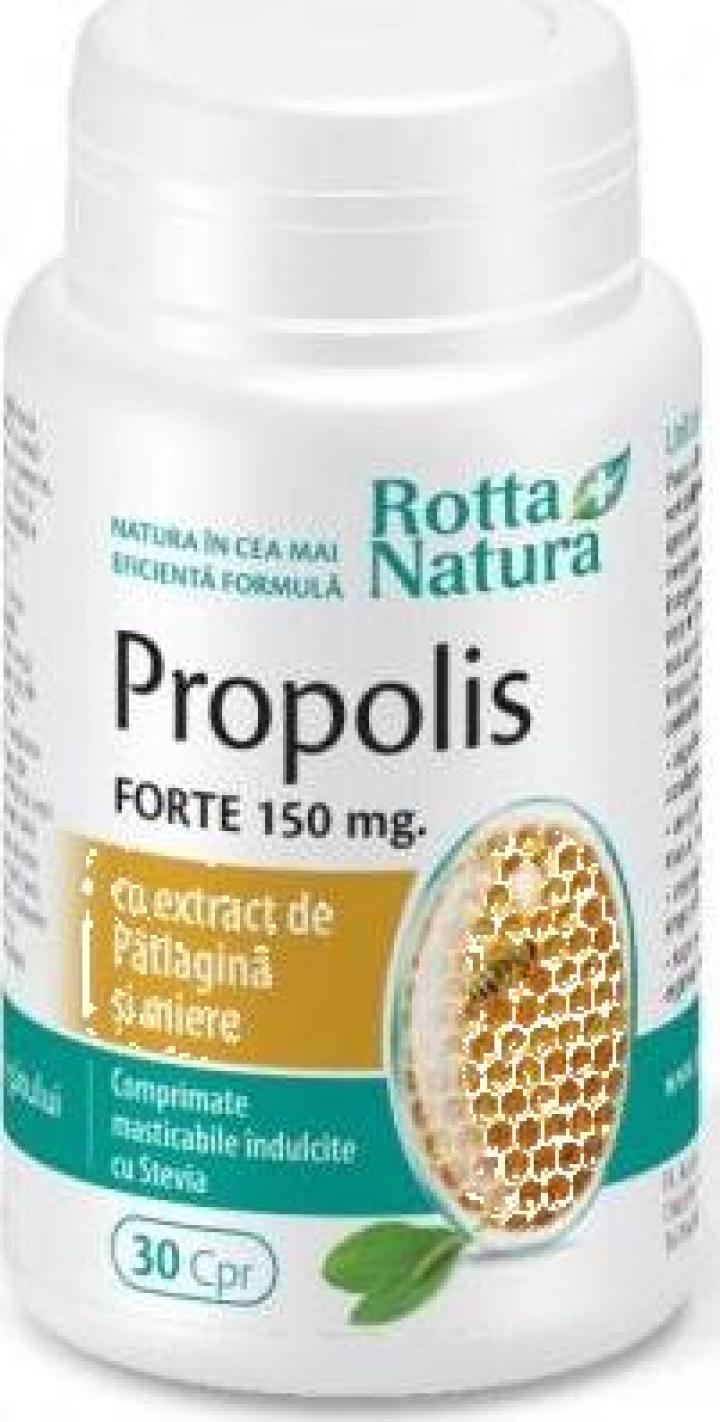Supliment alimentar Propolis Forte - 30 cps