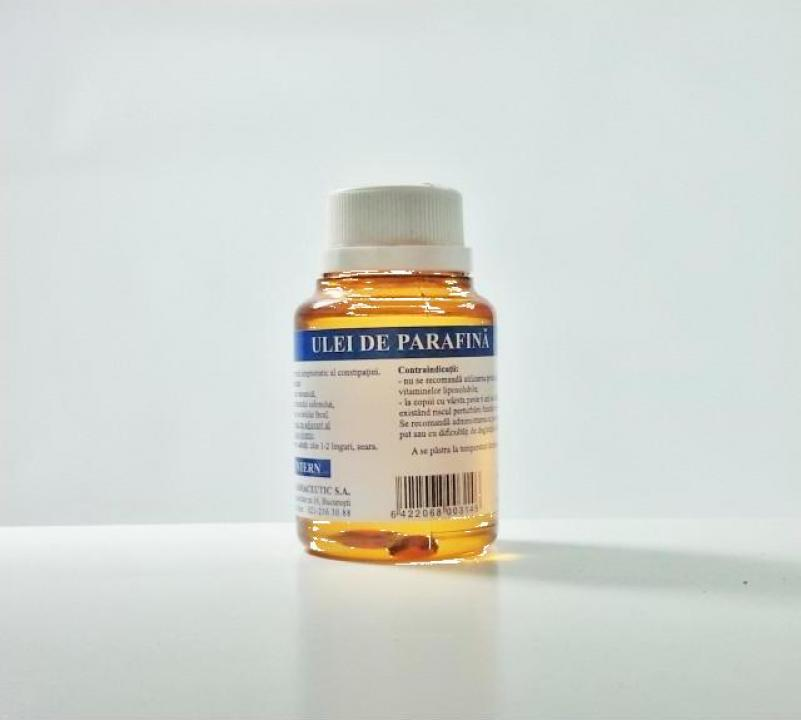 Ulei de parafina - 50ml - Tis Farmaceutic