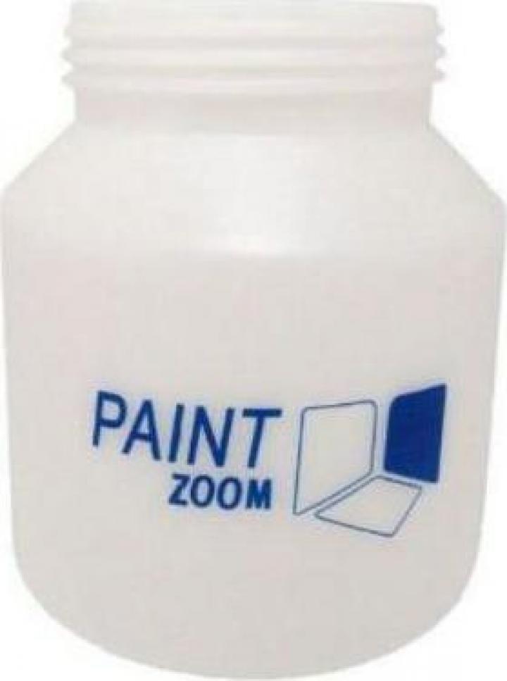 Borcan de rezerva pentru pistolul de vopsit Paint Zoom