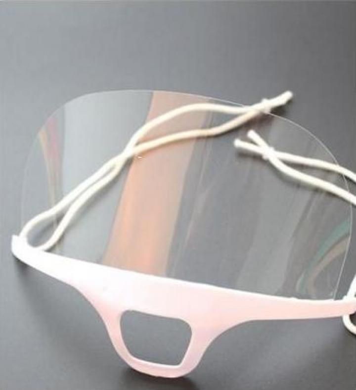 Viziera  transparenta Face Shield