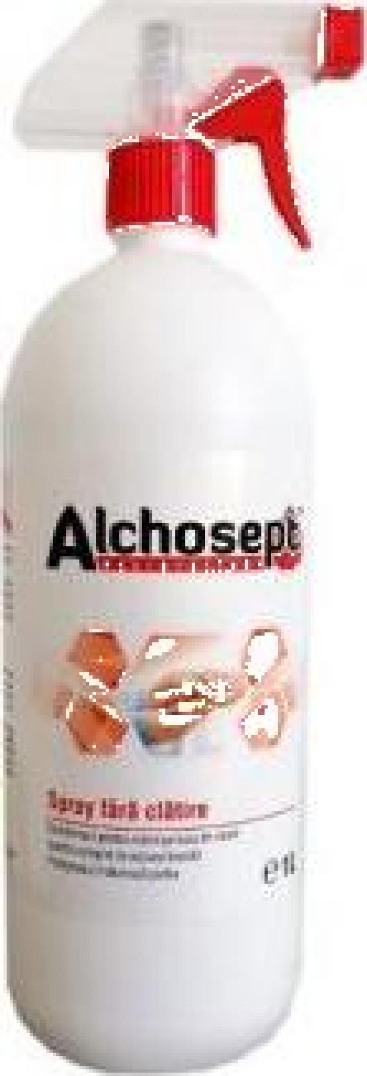 Dezinfectant maini si tegumente Alchosept, 1 litru