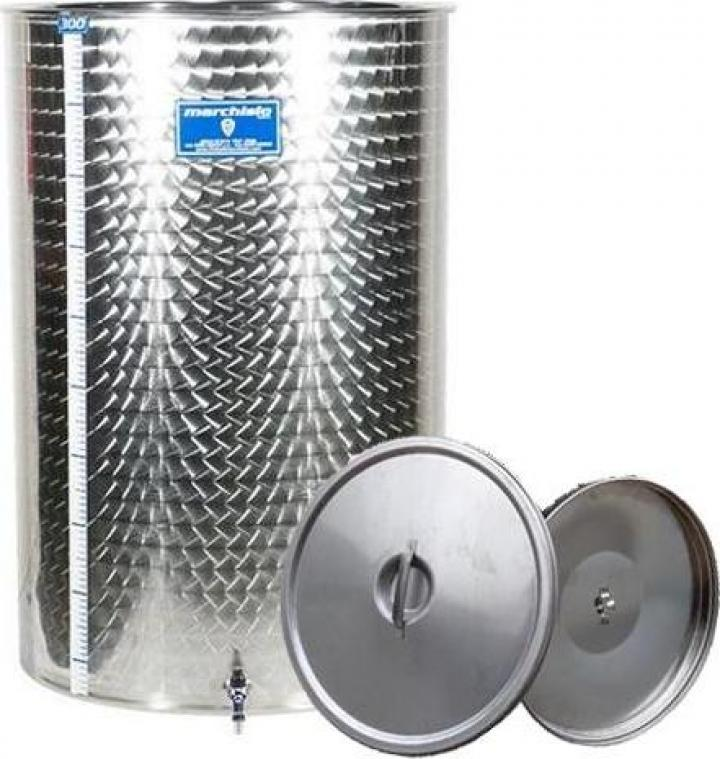 Cisterna inox Marchisio SPO700, 700 litri
