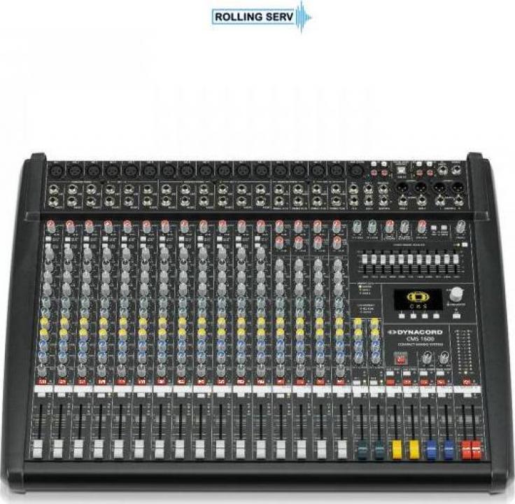 Mixer Dynacord CMS 1600-3