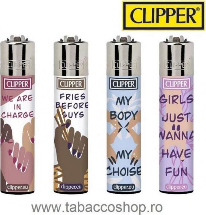 Bricheta Clipper Large Feminism