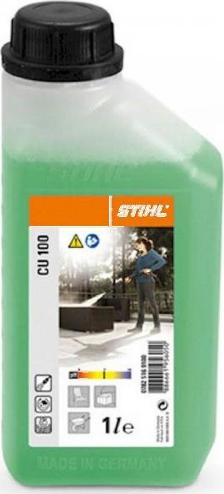 Detergent universal Stihl CU 100, 1 litru