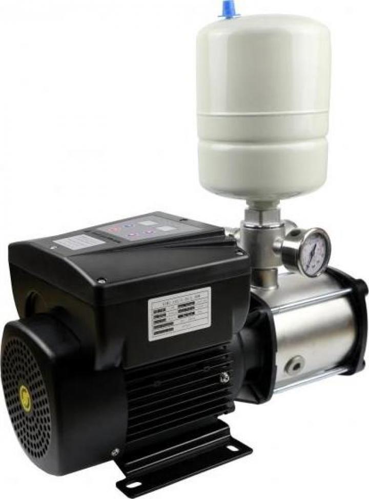 Pompa turatie variabila ProGarden VFWI-15S/4-49, controler V