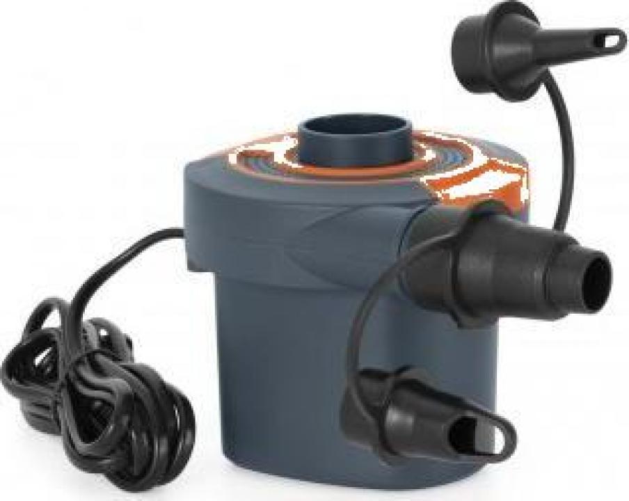 Pompa aer electrica Bestway 62139 Sidewinder, 220V, 110W