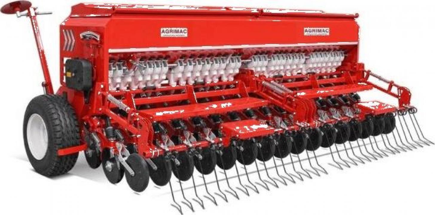 Semanatoare de cereale (paioase) Agrimac AMS-W/F 31