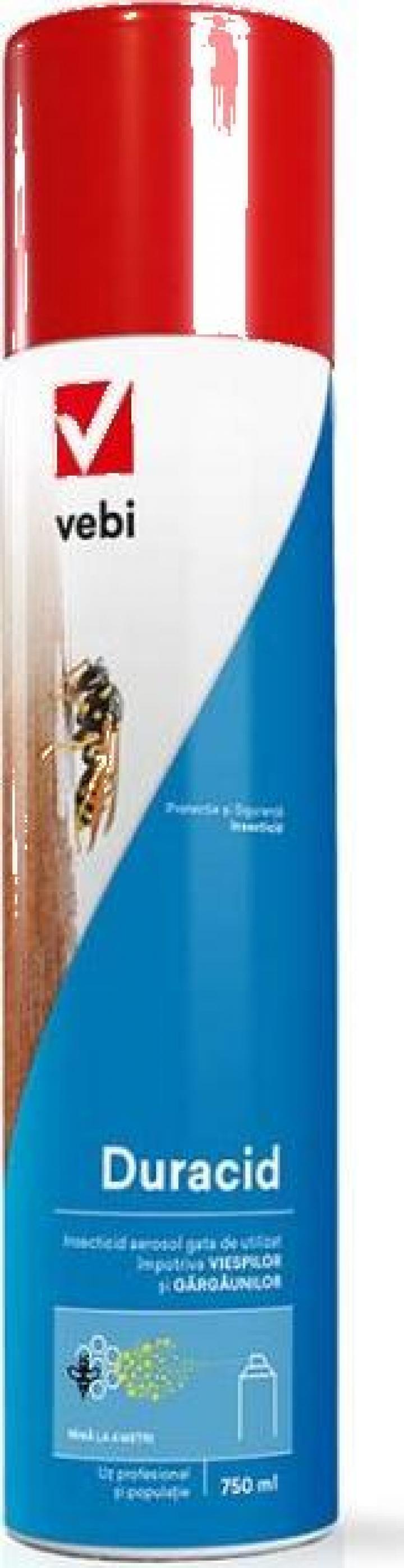 Spray viespi Duracid 750 ml.