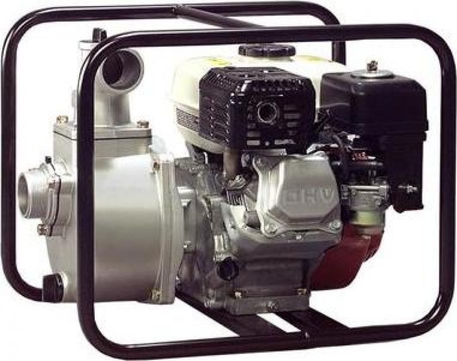 Motopompa apa curata Koshin SEH-50X, 3.5 CP, benzina