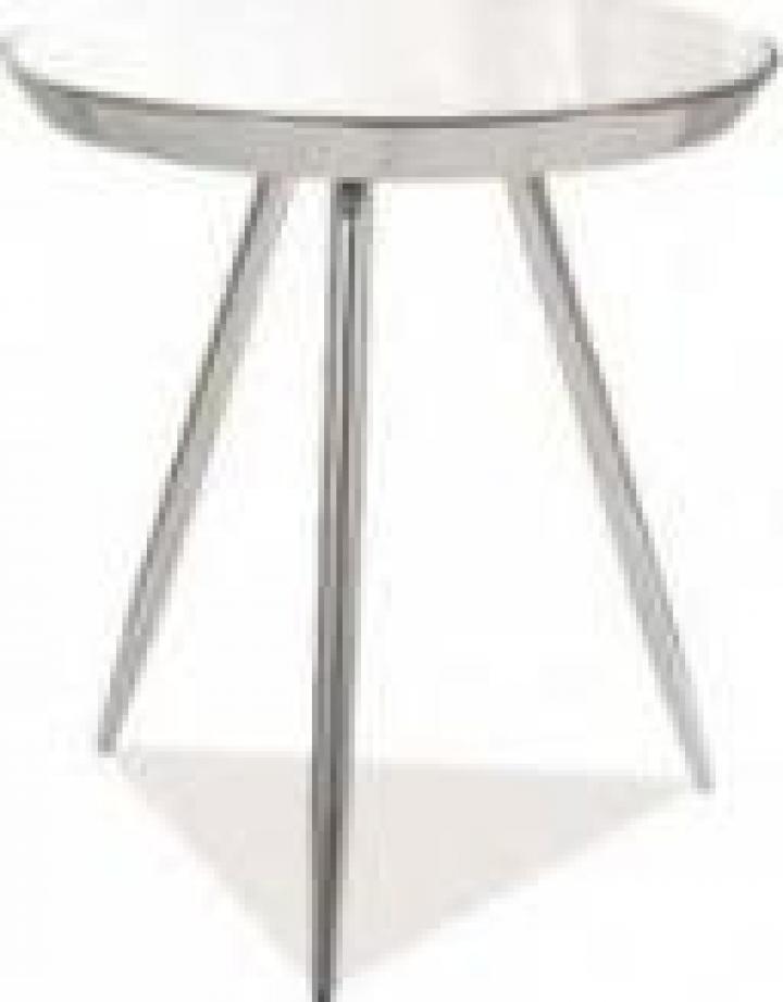 Masa de cafea Bora C oglinda/crom FI 42