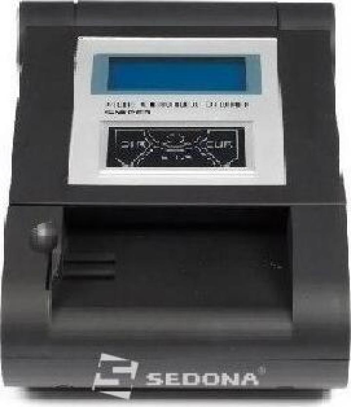 Detector avansat de valuta NB850