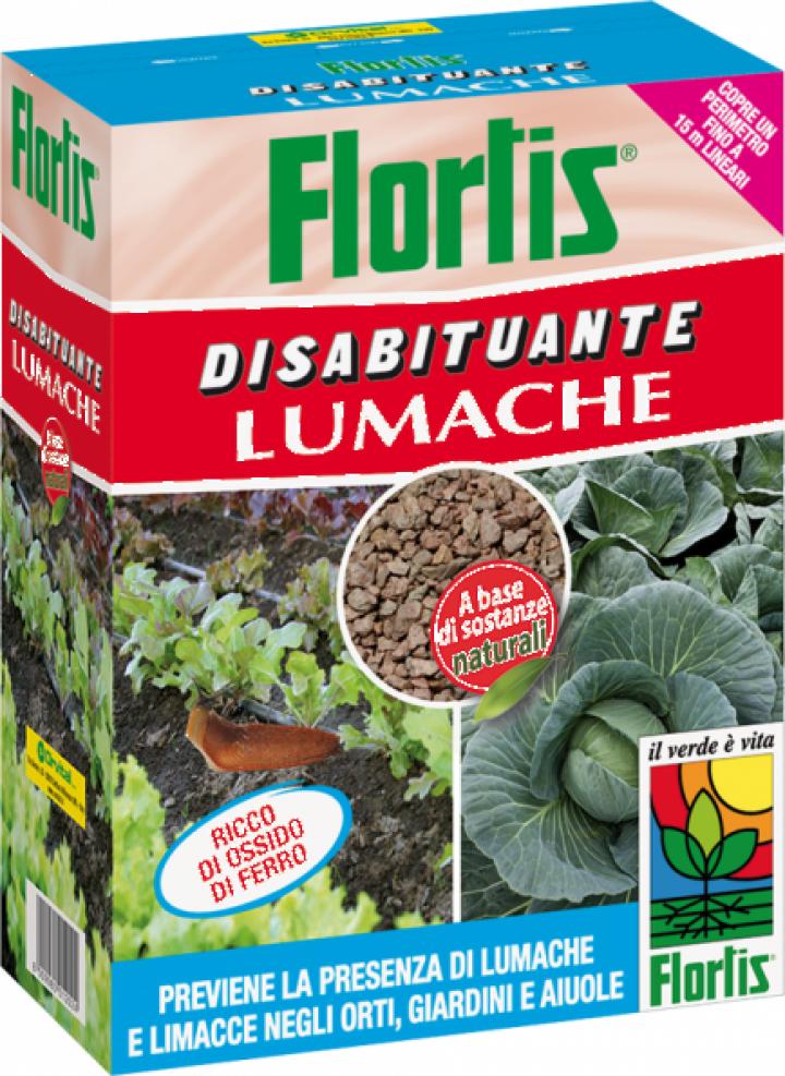 Repelent pentru melci si limacsi Flortis, 1.5 kg